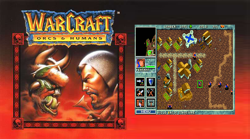 Classic Games Warcraft Orcs And Humans Doccy Darko